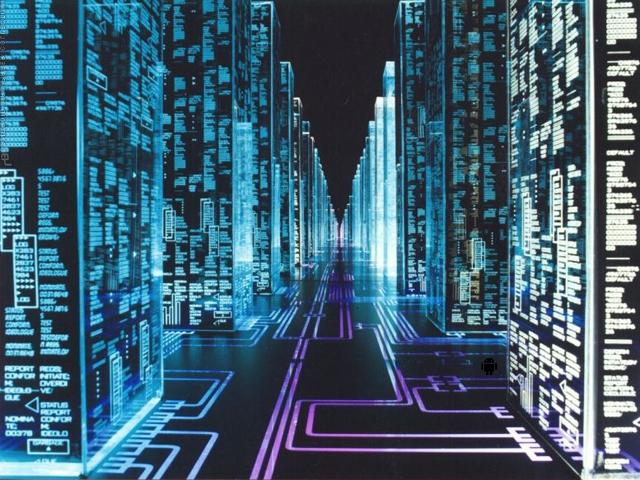Capture d'écran symbolisant un système d'exploitation à micro-noyaux