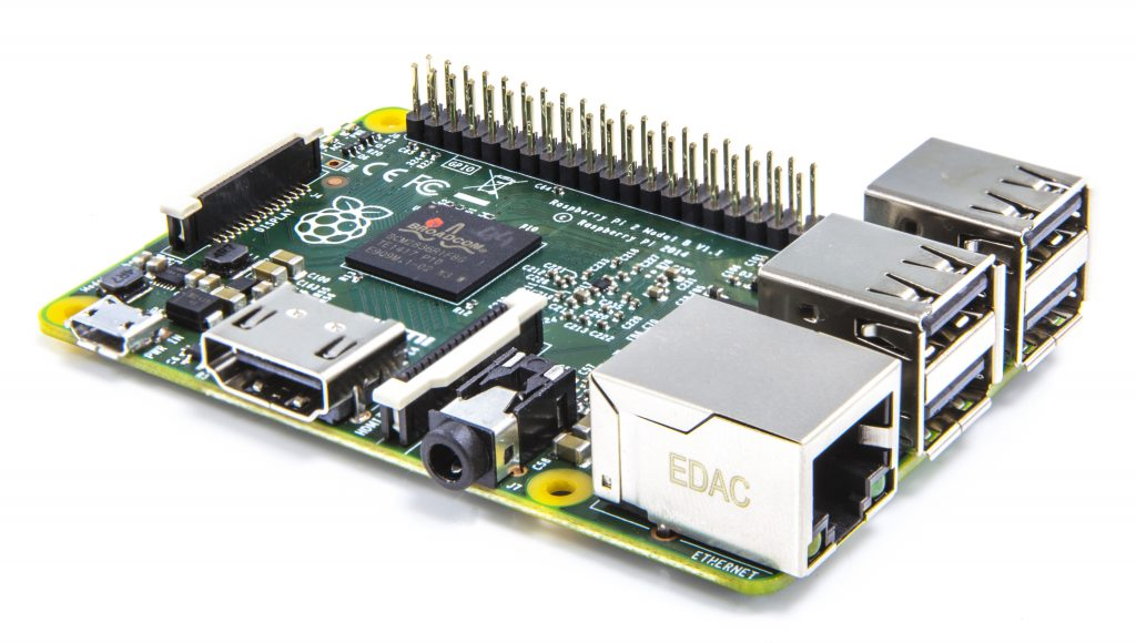 Ordinateur Raspberry Pi 2