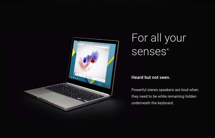 Nouvel ultrabook Google Chromebook Pixel
