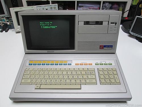 Ordinateur Sharp MZ-80B