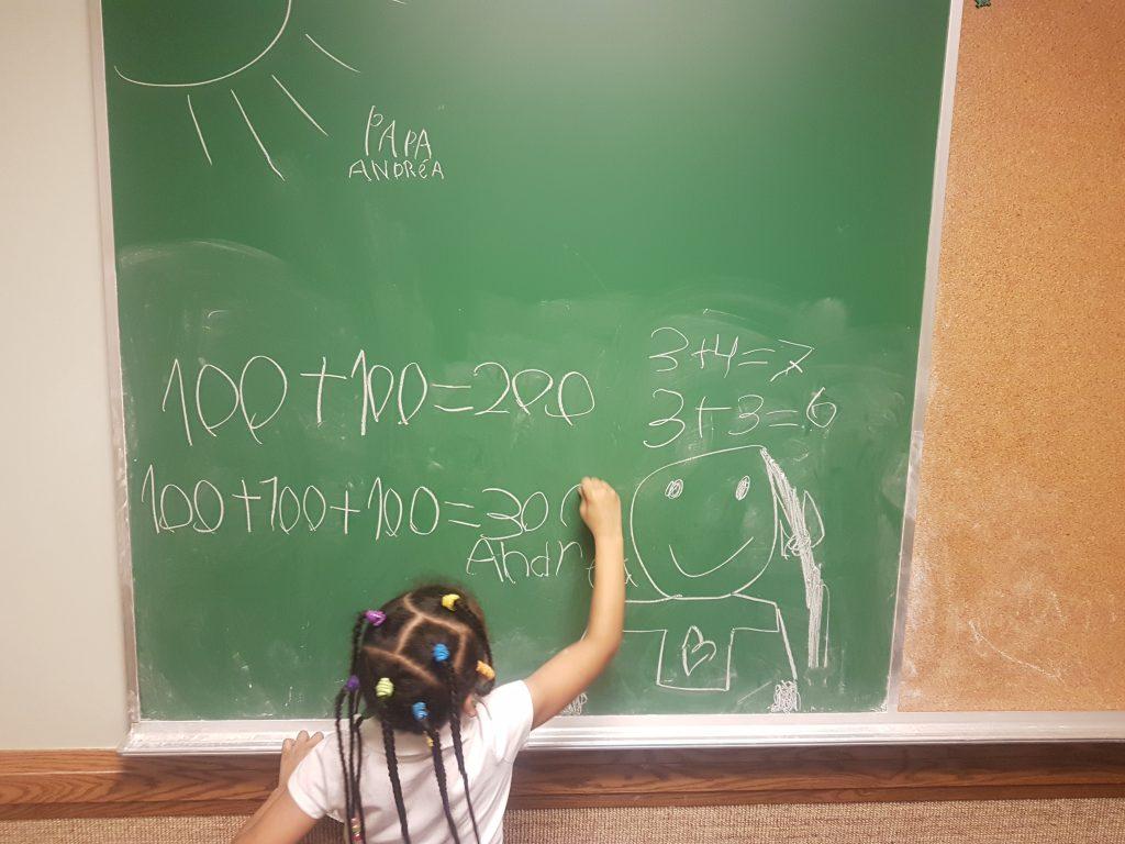 Les enfants et le développement de leurs capacités cognitives