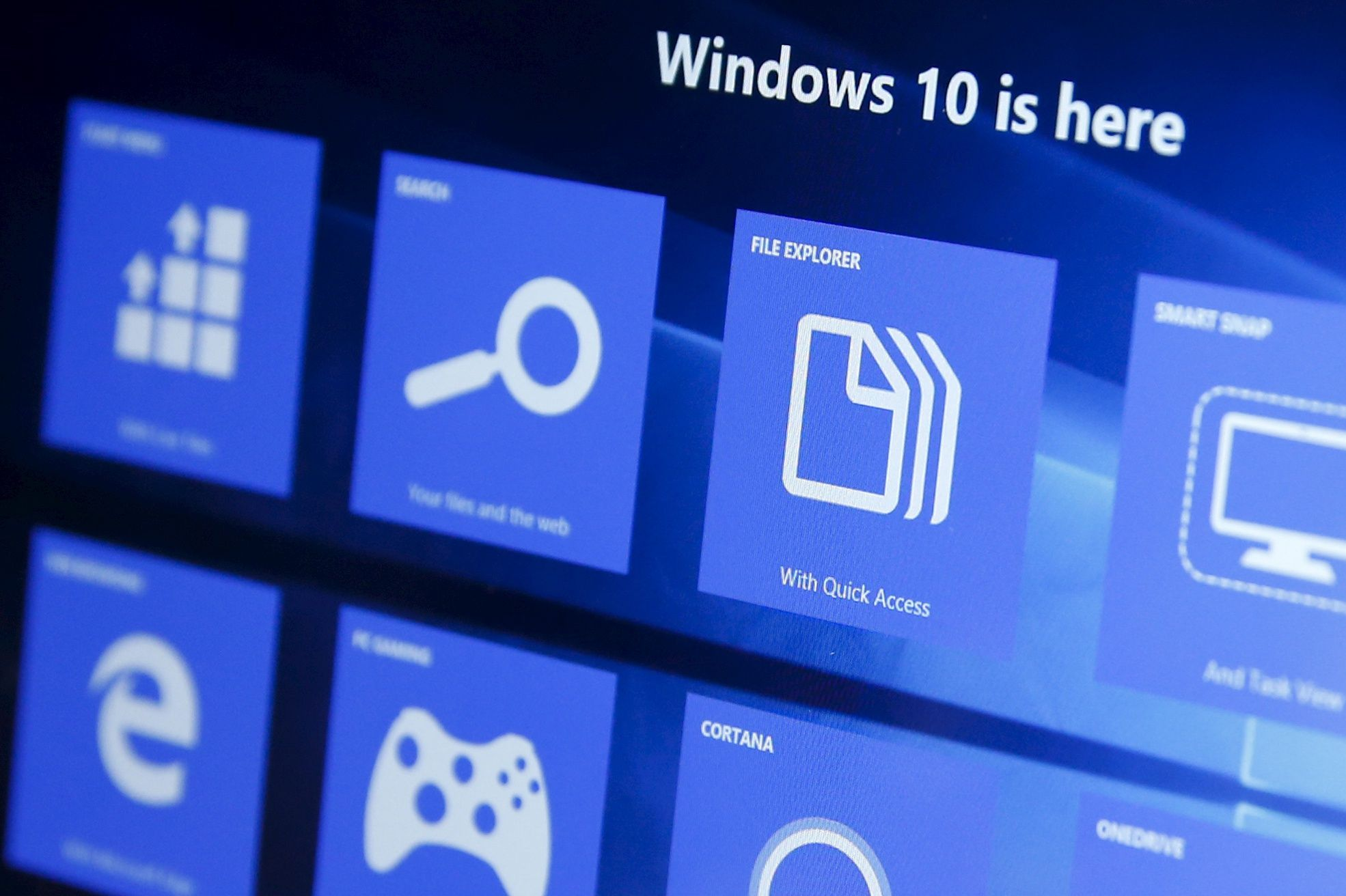 Quand Windows 8 ne propose pas le 10