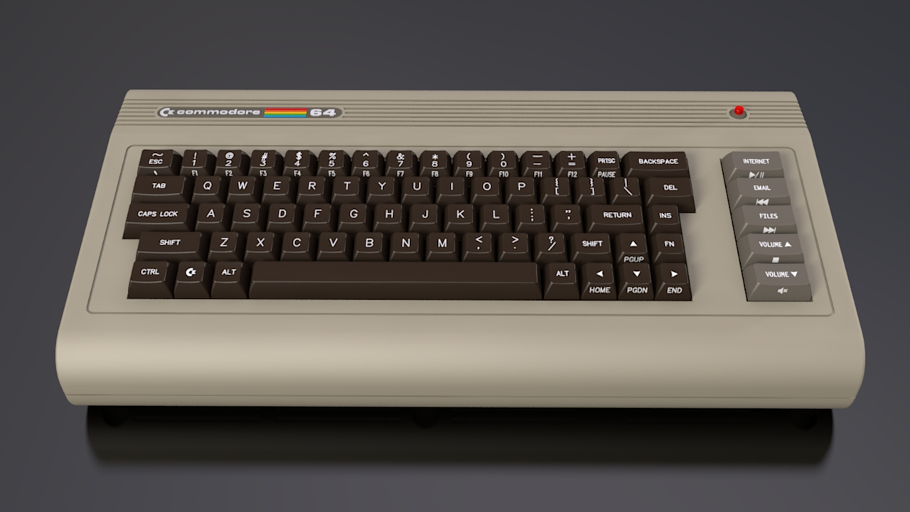 Commodore 64 par CBM