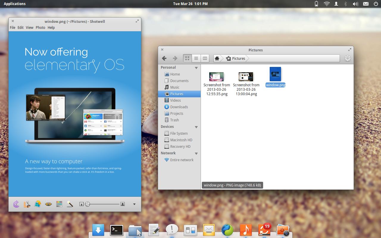 l'OSami de nos Macbook Pro, c'est elementary mon cher Watson