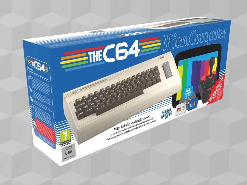 Le nouveau C64 arrive!