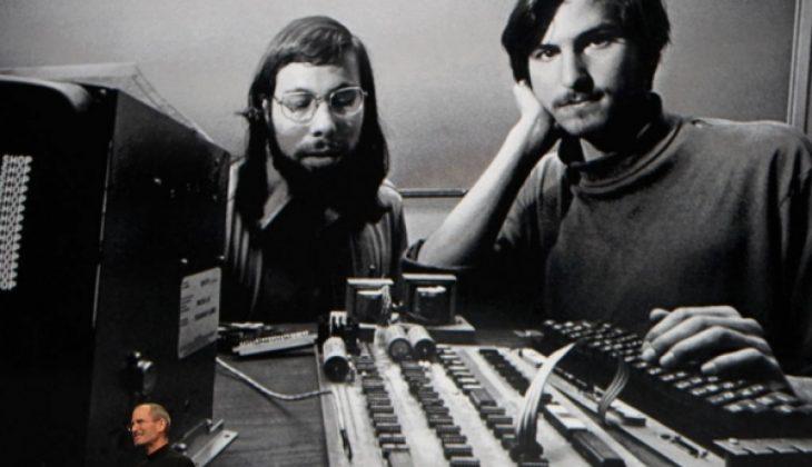 Steve Jobs et Steve Wozniack fondateurs de Apple